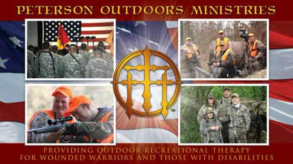 Peterson Outdoors Ministries Lights Out Custom Calls